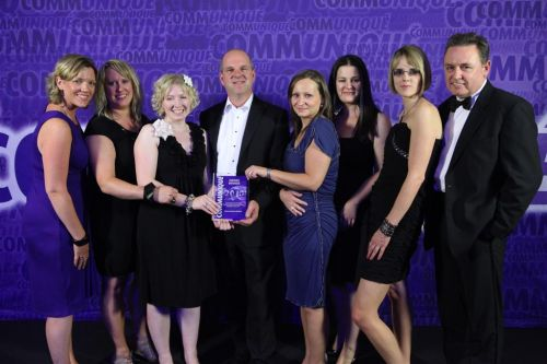 The Succinct Communications Award for Medical Communications Consultancy of the Year