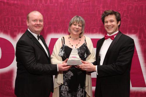 PMEA Winner - Celesio OTC Award