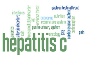 Therapy area focus: Hepatitis C