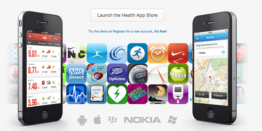 How Are You? UK health mobile app store