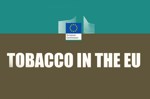 Tobacco in the EU infographic