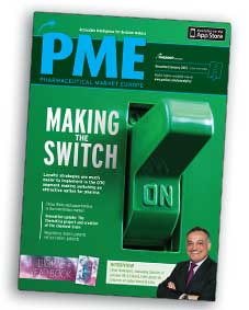 Pharmaceutical Market Europe PME December January 2013