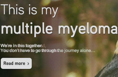 Millenium's mymeloma website