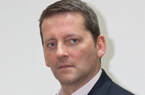 New IPA president, Ian Priest