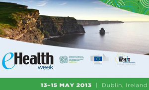 eHealth Week 2013 Dublin Ireland