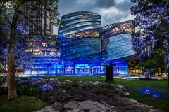 Novartis Gehry Building, Basel, Switzerland
