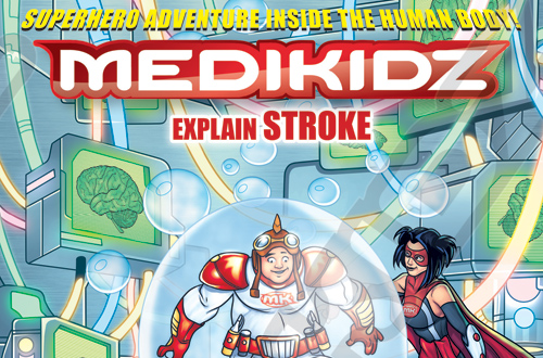 Medikidz stroke