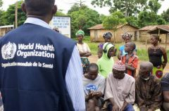 Ebola in West Africa / WHO / Stephane Saporito