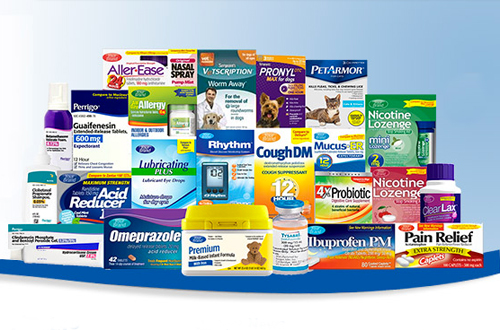 Perrigo health products