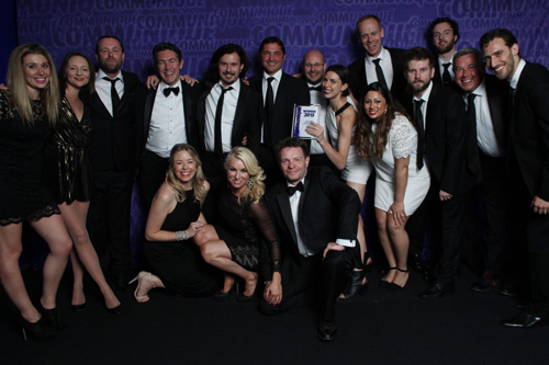 Havas Lynx is Communications Consultancy of the Year 2015