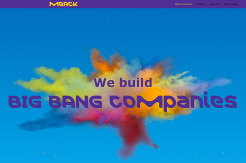 Merck digital health accelerator