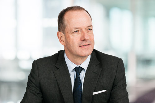 GlaxoSmithKline GSK CEO Sir Andrew Witty