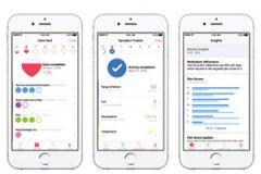 Apple launches CareKit mHealth developer software