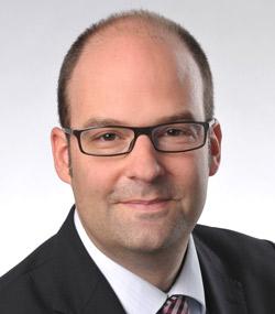 Bayer communications head Dr Michael Preuss