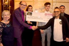 Creative Floor's talent fund goes to The Ideas Foundation