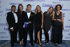 Incisive Health and 90TEN take home Integrated Communications awards
