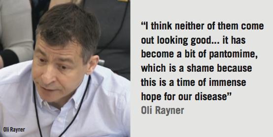 Oil Rayner
