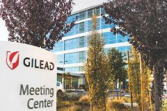 Gilead reports remdesivir cuts risk of death in severe COVID-19 patients