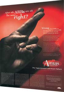 AMIAS advert