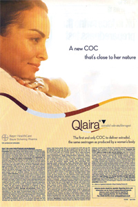 Qlaira advert