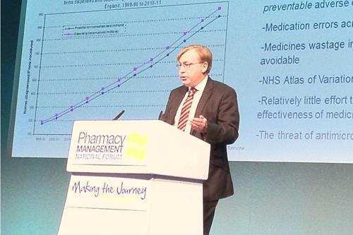 Keith Ridge Pharmacy Management National Forum 2012