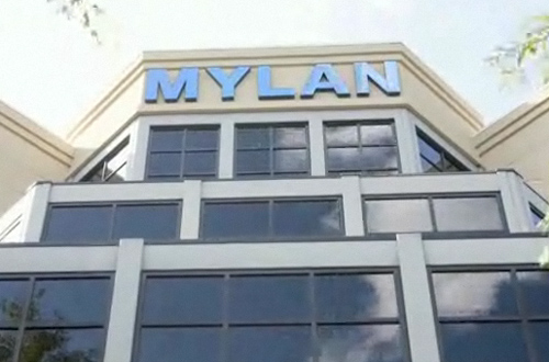Mylan offices
