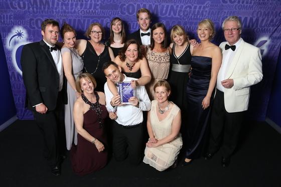 Communique Awards 2013 Aurora
