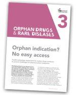 Value demonstration for orphan drugs