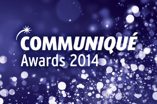 Communiqué healthcare communications awards 2014