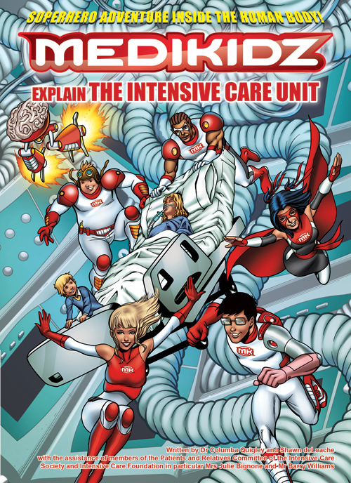 Medikidz explains ICU