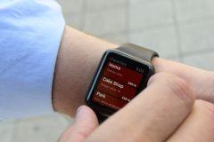 Novartis Apple Watch ViaOpta apps