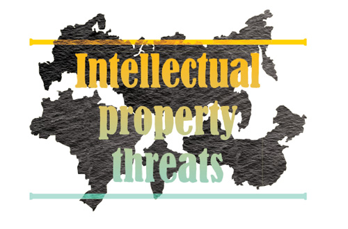 Intellectual property threats in the BRIC market