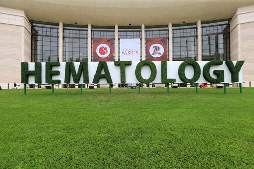 ASH Hematology meeting 2015