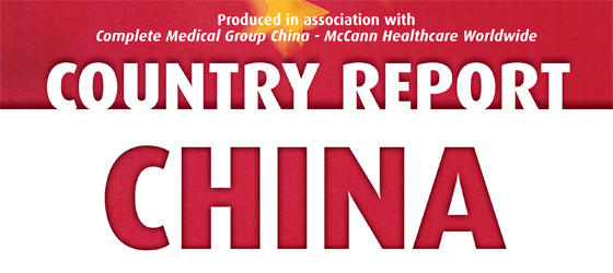Country Report: The healthcare market in China
