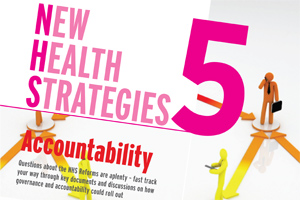 New health strategy - Accountability