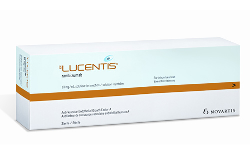 Novartis wins third NICE recommendation for Lucentis
