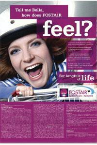 Fistair advertisement