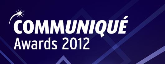 Communique healthcare communications awards 2012