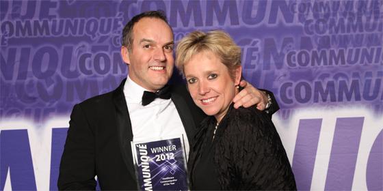 Stephen Whitehead - Communique Awards