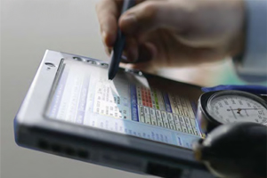 Doctor electronic health record
