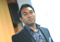 Shuvu Saha, industry leader FMCG and healthcare at Google UK, at the HCA Conference