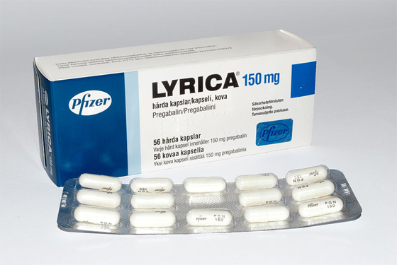 Disappointment for Pfizer's Lyrica in HIV and diabetes studies