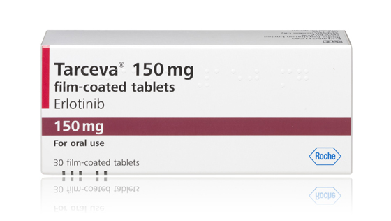 Roche Tarceva erlotinib cancer drug