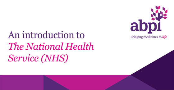 ABPI introduction to NHS
