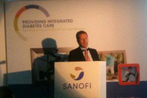 Sanofi Diabetes Riccardo Perfetti EASD 2013