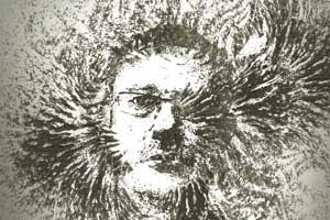 A creative image of Jon Watson