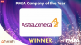 AstraZeneca takes home Company of the Year award at PMEA 2020