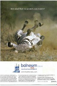 Balneum Plus advertisement