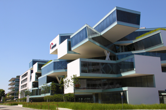 Actelion HQ Switzerland