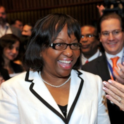 Dr Carissa Etienne, WHO